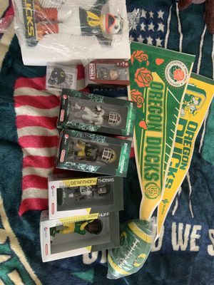 Oregon Ducks collection for Sale in Wilsonville, OR
