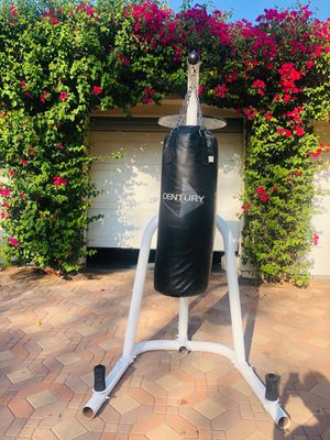 100bl/home gym/Punching bag/speed bag/stand/Delivery for Sale in Corona, CA