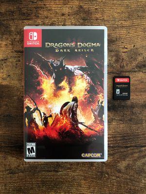 Dragon's Dogma: Dark Arisen (Switch) for Sale in Nashville, TN