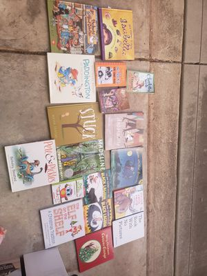 Lot of 18 books for Sale in Monroe, NC