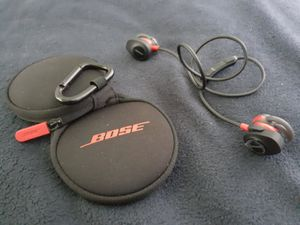 Bose Soundsport headphones for Sale in Tacoma, WA