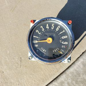Vintage Jeep Speedometer Great Wall Hanger for Sale in Rancho Cucamonga, CA