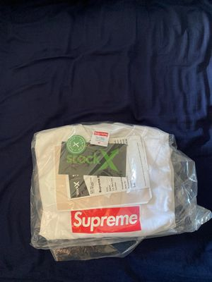 Supreme bogo long sleeve white for Sale in Plano, TX