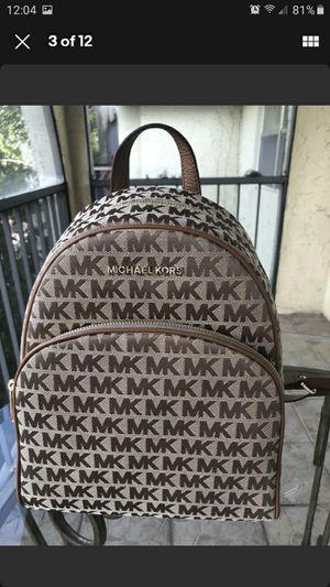 Michael Kors Backpack Purse for Sale in Salt Lake City, UT