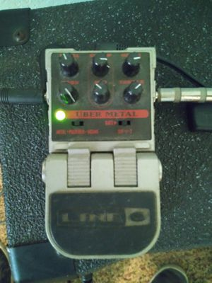 Line6 distortion pedal for Sale in Santa Maria, CA