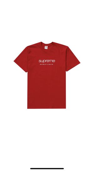 Supreme shop tee for Sale in Los Angeles, CA