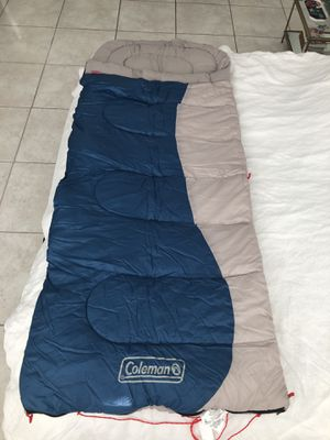 Sleeping bag- Coleman for Sale in Miami Beach, FL