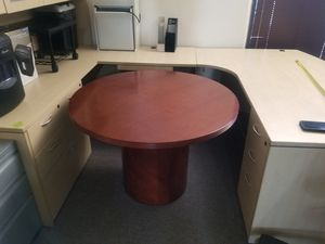 "Round Table, Conference Table 42"" for Sale in Houston, TX"