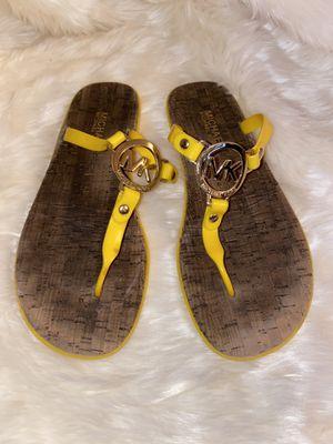 Michael Kors Flip Flops for Sale in Buffalo, NY