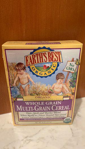 Earth's Best Organic for Sale in Auburn, WA