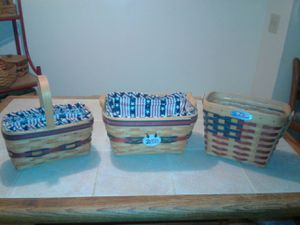 Longaberger Basket Lot for Sale in Day Heights, OH