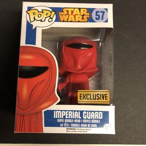 Funko Pop - Star Wars Imperial Guard Walgreens exclusive for Sale in San Antonio, TX