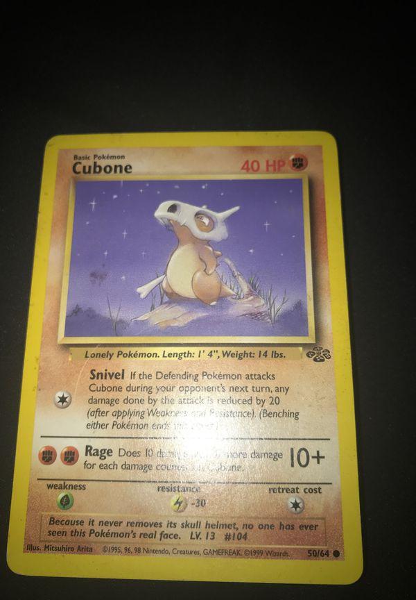 Cubone 1995