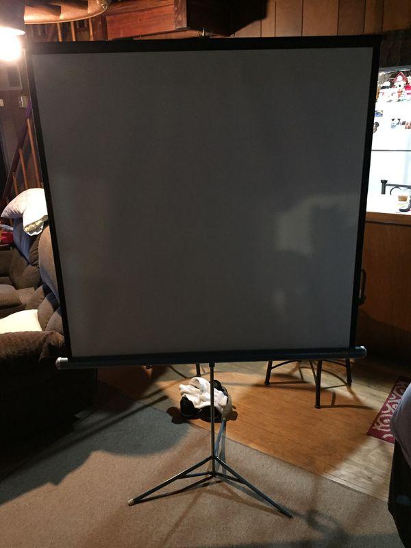 Da lite screen projector projection
