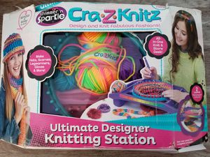 Crazy knits kit for Sale in Oregon City, OR