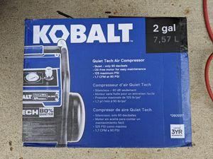 Kobalt air compressor for Sale in Vista, CA