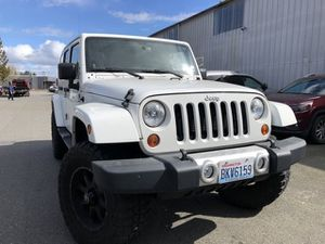 2013 Jeep Wrangler for Sale in Kirkland, WA