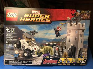 Lego Super Heroes/Hydra Fortress Smash for Sale in Grand Island, NY