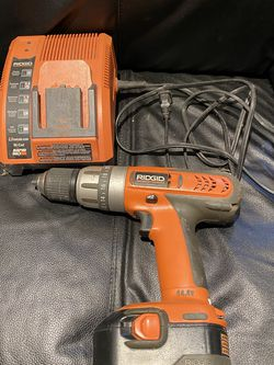 Ridgid 14.4V Drill and Charger for Sale in Mount Clare,  WV