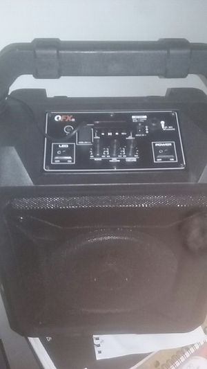 QFX speaker for Sale in Bethesda, MD