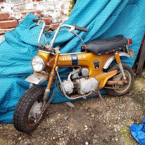 Vintage Honda Motorcycle for Sale in Washington, DC