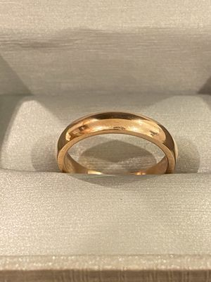 UNISEX 18K ROSE Gold plated Gorgeous Ring- ✨ Code B564 for Sale in Miami, FL