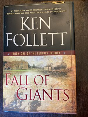 Fall of Giants: Book One of the Century Trilogy by Ken Follett for Sale in Chesterfield, MO
