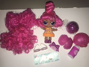"Lol doll hairvibes series ""Supreme Queen "" rare for Sale in Portland, OR"