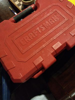 Craftsman tool kit for Sale in Columbus, OH