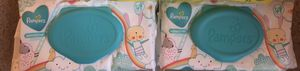 Pamper sensitive wipes for Sale in Marietta, GA