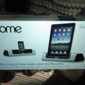 Portable Rechargeable Stereo Speaker System for Sale in Lorain, OH