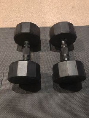 Olympic Weights, Dumbbells, CAP 12 sided Dumbbells, Crossfit, Home Gym for Sale in San Dimas, CA