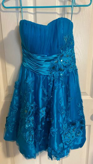 Blue Prom/Homecoming Dress for Sale in Las Vegas, NV