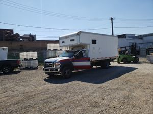 Ford f450 powerstroke box truck for Sale in Waukegan, IL