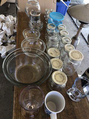 Glass ware for Sale in Glendora, CA
