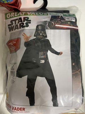 Darth Vader Star Wars Child costume for Sale in Orlando, FL