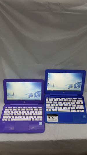 """HP Stream 11.6"""" laptop, your color choice, nice! for Sale in Clearwater, FL"""