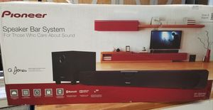 Pioneer Sound Bar Andrew Jones SP-SB23W for Sale in Kent, WA