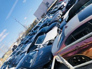 Auto salvage yard 89 cars in stock for Sale in Brooklyn, NY