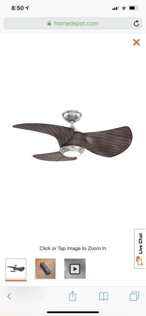 """Miraval 39"""" Ceiling Fan for Sale in Mableton, GA"""