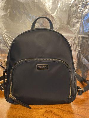 Kate spade back pack - black for Sale in Greenwood Village, CO