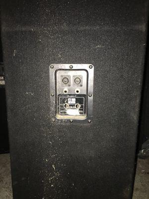 Club Speakers, Cerwin Vega Subwoofer for Sale in Bakersfield, CA