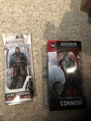 Assassins creed action figures for Sale in Tacoma, WA