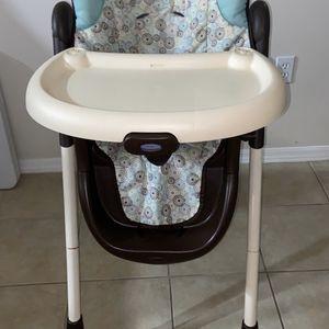 Graco High Chair for Sale in Pompano Beach, FL