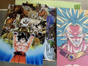 DragonBall Z Posters for Sale in Rancho Cucamonga, CA