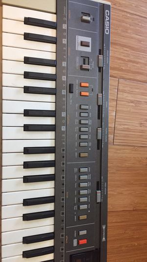 Casio keyboard for Sale in Tampa, FL