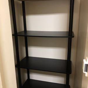 Furinno 4 Tier Shelves for Sale in San Francisco, CA