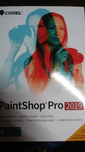 Paint Shop pro 2019 for Sale in Thornton, CO