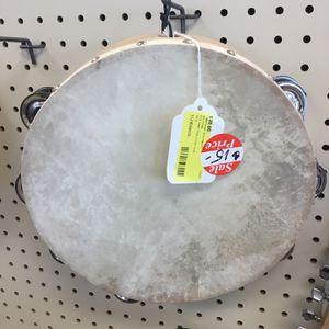 Tambourine instrument for Sale in Immokalee, FL