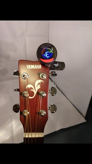 Clip-On Guitar Tuner Multi Instrument for Sale in Hurst, TX